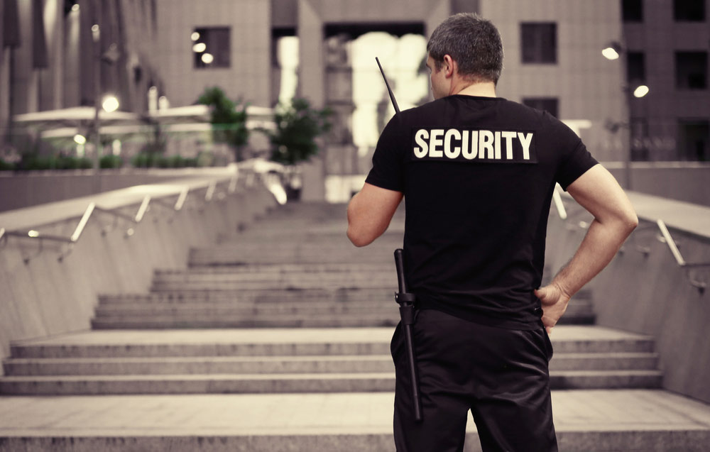 Security Guards Have Rights Too!